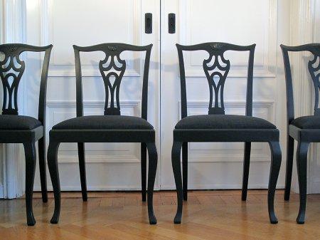 svarta-stolar