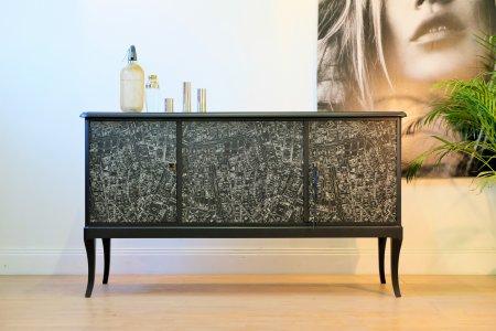 till-salu-sideboard-mint-condition-tribeca-pattern